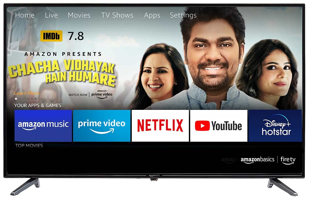 Wide Range of Smart Televisions | Starting From