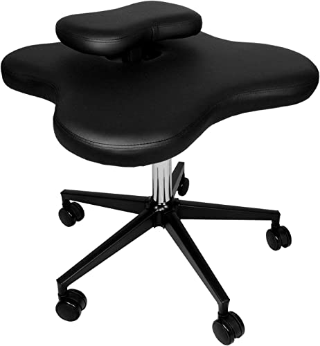Cross-Legged kneeing Chair