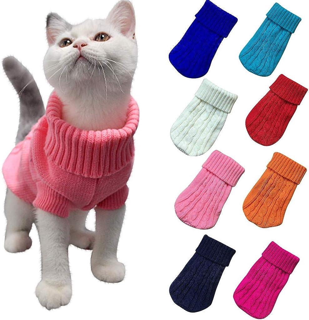 Fainosmny Pet Teddy Coat Autumn Winter Comfort Cat Dog Clothing Sweatshirt T-Shirt Top Sweater Jacket Blouse