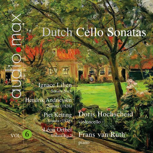(Dutch Sonatas For Cello & Piano, Volume 6 (Sacd))