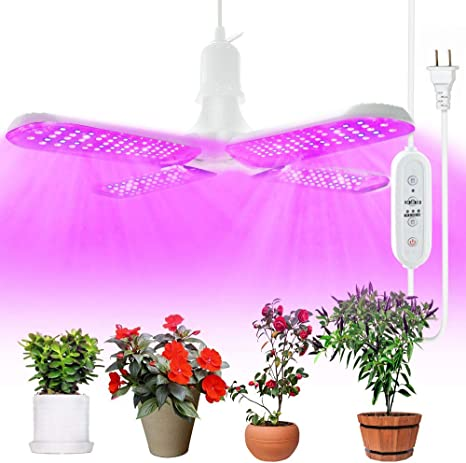 Light Plant Indoor Grow Led Lamp Seedling Grow and Flower Growth Lights