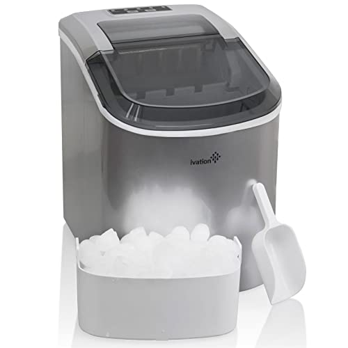 Ivation Portable Ice Maker For Countertop Review