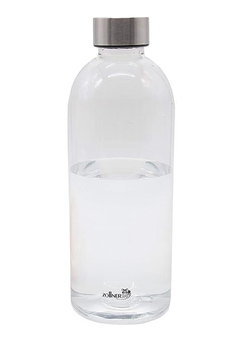 ZOLLNER24 Botella de Agua sin BPA de tritán, 1 litro, Disponible ...