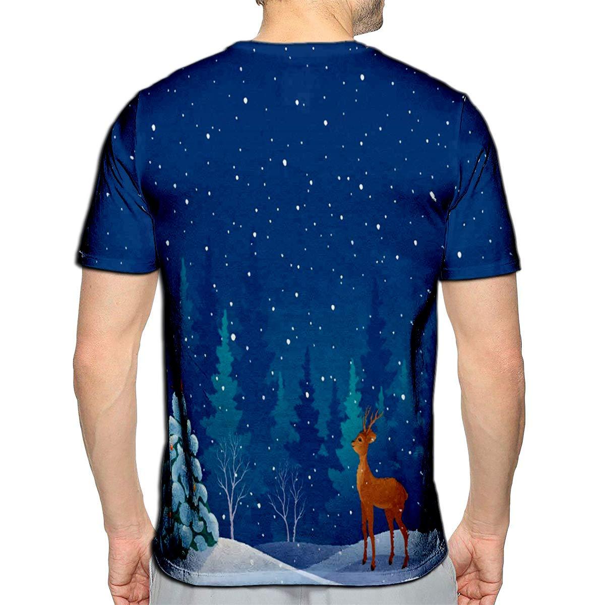 Randell 3D Printed T-Shirts Color Sketch of The Dog Basset Hound Breed Sitting Short SLE