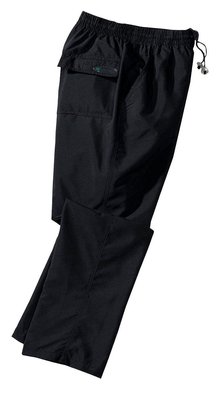 XXL Pantalón de Atletismo Oversize Negro Ahorn, 2xl-8xl:2XL ...