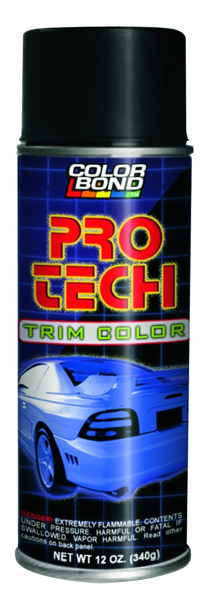 ColorBond 622 Pro Tech Trim Color, Black, 12 oz.