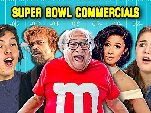 Teens React To Super Bowl Commercials 2018