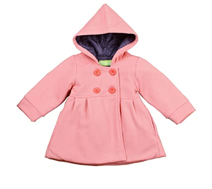 Abrigos bebe niña invierno, MissChild Chaqueta de Capucha manga larga Outwear Ropa para Bebés: Amazon.es: Ropa y accesorios