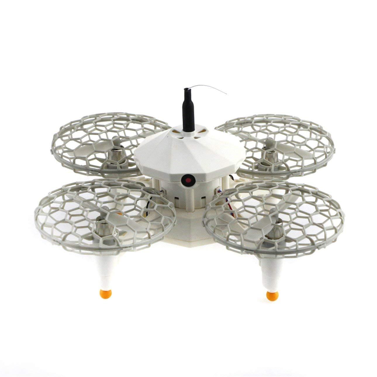Ballylelly RC-Drohne mit CameraJJRC X10C Folding 30W Kamera-Fernbedienung Quadcopter WiFi FPV Headless Höhenlage EIN-Tasten-Start / Landedrohne