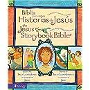 Biblia para niños, Historias de Jesús/The Jesus Storybook Bible: Cada historia susurra su nombre (Spanish Edition)