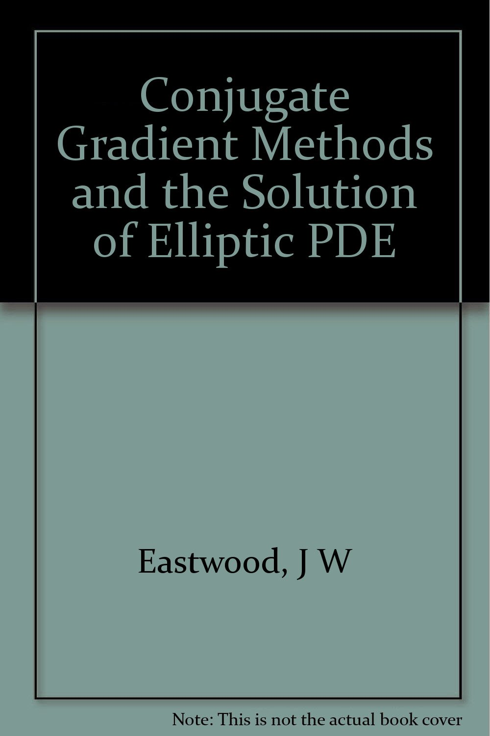 Conjugate Gradient Methods and the Solution of Elliptic PDE
