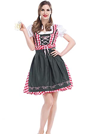 cbd37fed52 Amazon.com  Womens Oktoberfest Costume