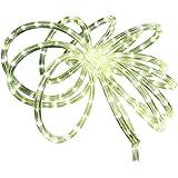 Commercial Electric LED-DL-2W-18Ft-Ex-W-1.5 18 ft. White LED Rope Light Kit
