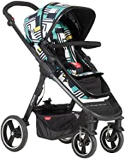 phil&teds MOD Buggy Stroller, Abstract
