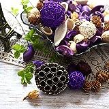 Qingbei Rina Purple Lavender Scent Summer Potpourri