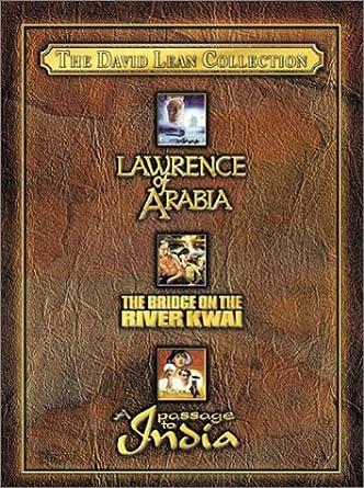 David Lean 3 Pack [Reino Unido] [DVD]: Amazon.es: Cine y Series TV