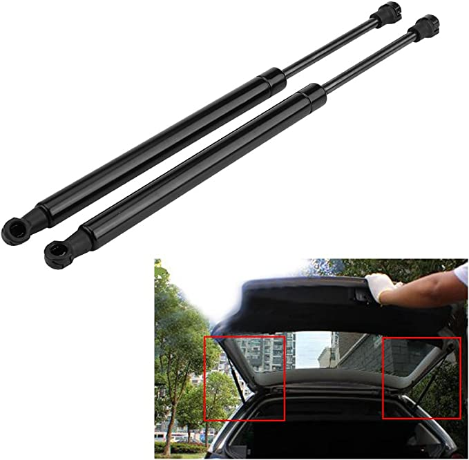 Acouto Tailgate Gas Struts Lift Spring Support for BMW E90 E90N 323i 325i 328i 330i 51247060623 51247250308
