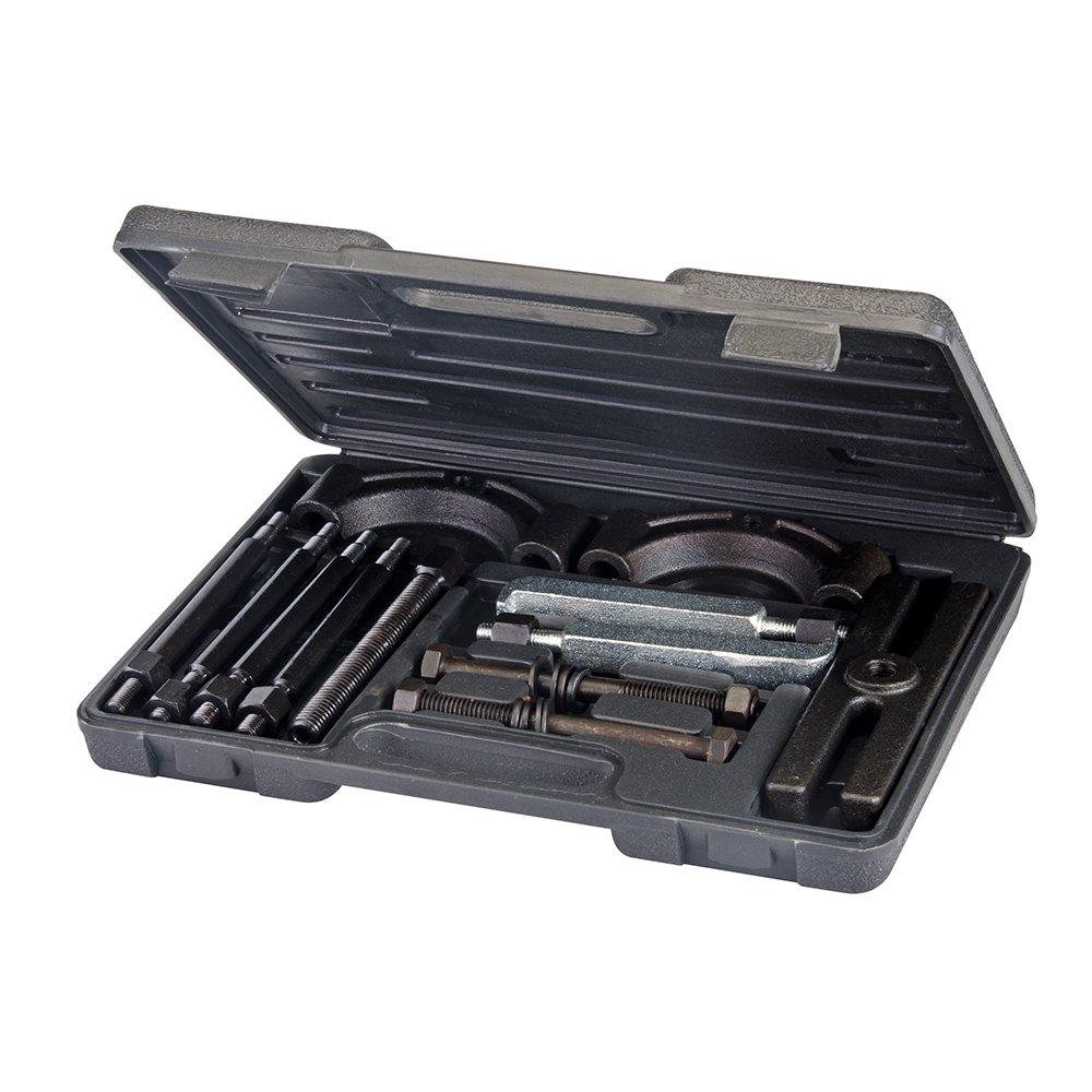 Silverline 783172 - Extractor y separador de rodamientos, 14 pzas (14 pzas) Toolstream