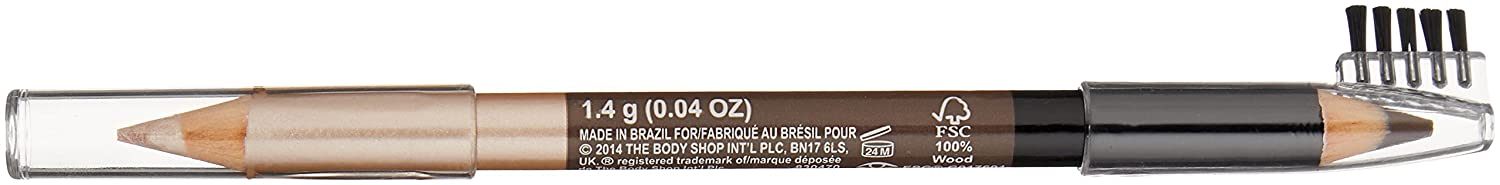 3-in-1 Brow Definer by The Body Shop #21