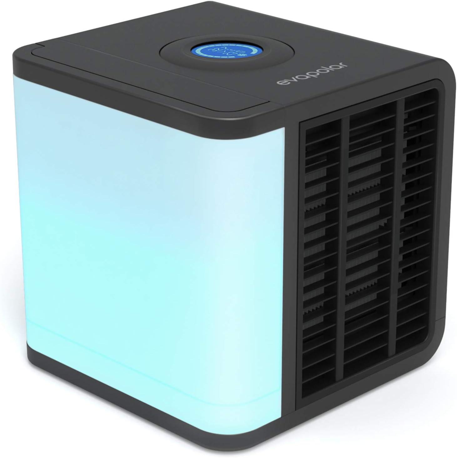 Black Evapolar Enfriador y humidificador de Aire Personal
