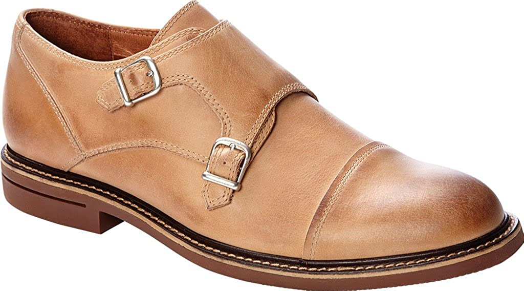 Monkstrap Supportive Dress Shoe