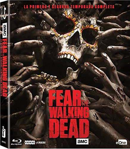 Fear The Walking Dead Temporada 1+2 [Non-usa Format: Pal -Import- Spain ]