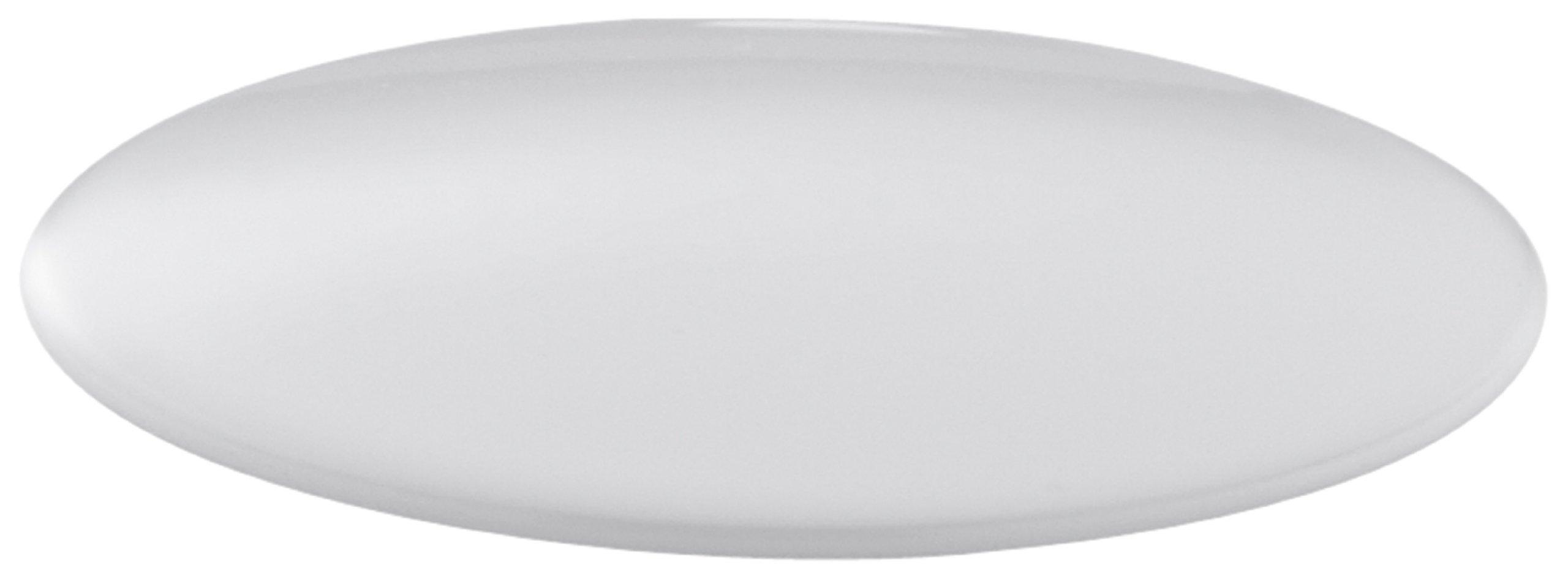 KOHLER K-8830-0 Sink Hole Cover, White by Kohler