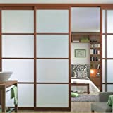 Becry Vinyl Plastic Frosted Window Film