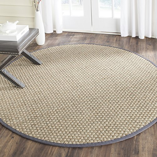 Safavieh Collection Basketweave Seagrass Diameter product image