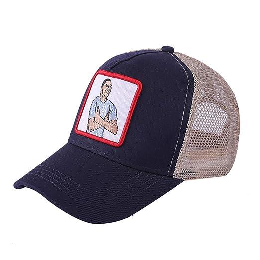 sdssup Sombrero de béisbol para niños Sombrero de Red para niños ...