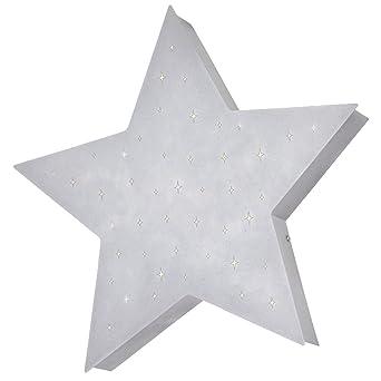 Deckenlampe Stern