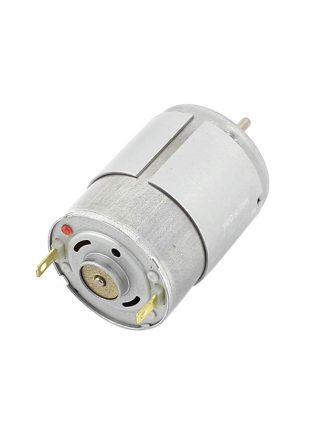 Motor 6V 22000RPM Secador de pelo de alta Troque eléctrico Mini vibración DC - - Amazon.com