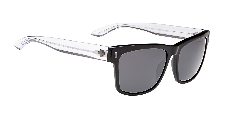 410e83f223 Amazon.com  Spy Haight Sunglasses Black Crystal Grey