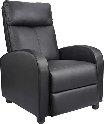 Homall Recliner Chair Padded Seat Massage