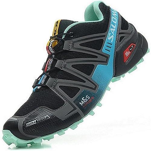 Salomon - Zapatillas para Correr en montaña para Mujer IUH2JG8S4GH6: Amazon.es: Zapatos y complementos