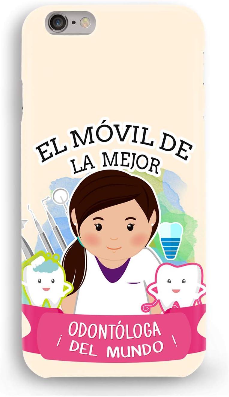 Funda Carcasa odontologa para OPPO R9s plástico rígido: Amazon.es ...