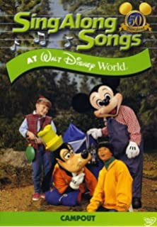 Amazon Com Disney Sing Along Songs Let S Go To The Circus Vhs