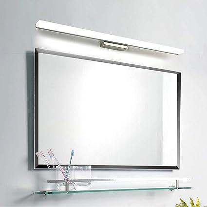 Amazon Com Modern Bathroom Wall Light Mirror Front Led Lighting