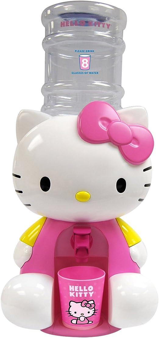 Amazon.com: hello kitty dispensador de agua con vaso ...