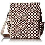 petunia pickle bottom Glazed Boxy Backpack Diaper Bag Mazes of Milano