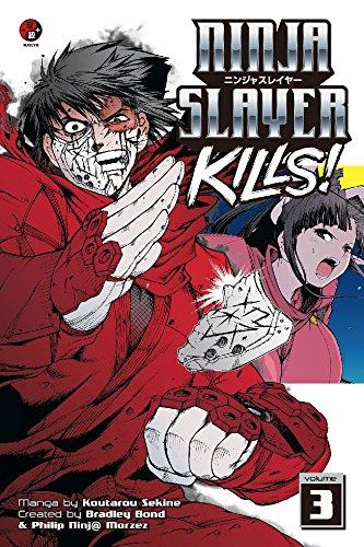 Amazon.com: Ninja Slayer Kills Vol. 3 eBook: Koutarou Sekine ...