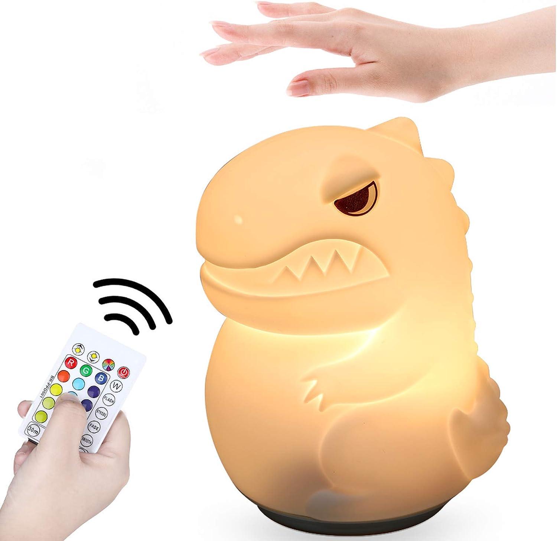 Luz nocturna infantil Anpro con sensor táctil por sólo 8,80€ usando el #código: 2FIJSYEU