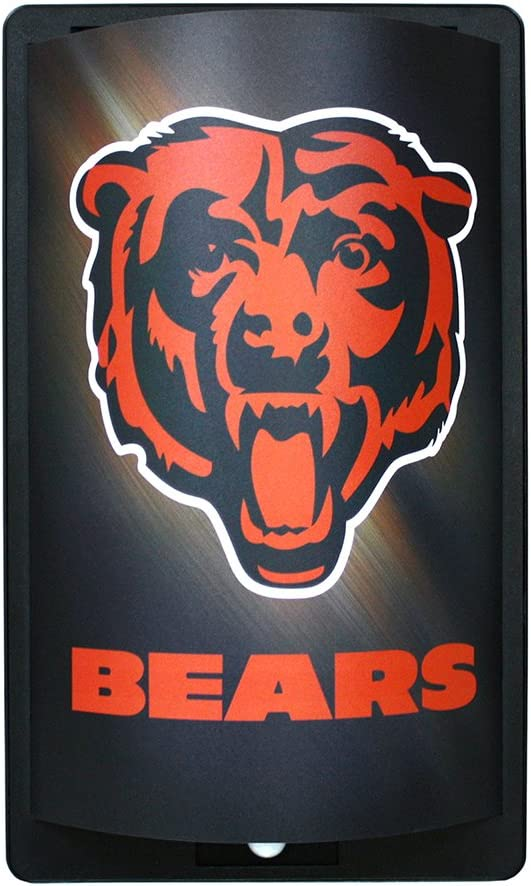Party Animal Officially Licensed NFL Team Logo MotiGlow Light Up Sign