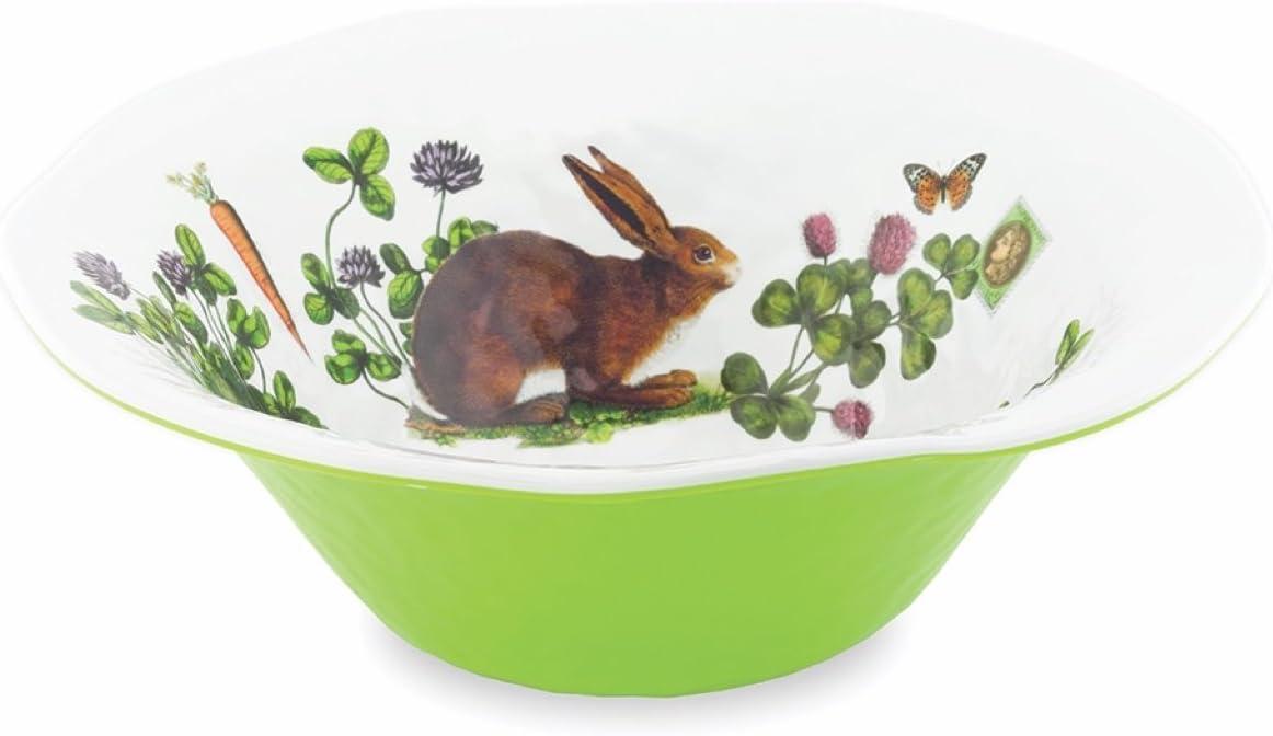 Garden Bunny Michel Design Works Serveware Serving Set