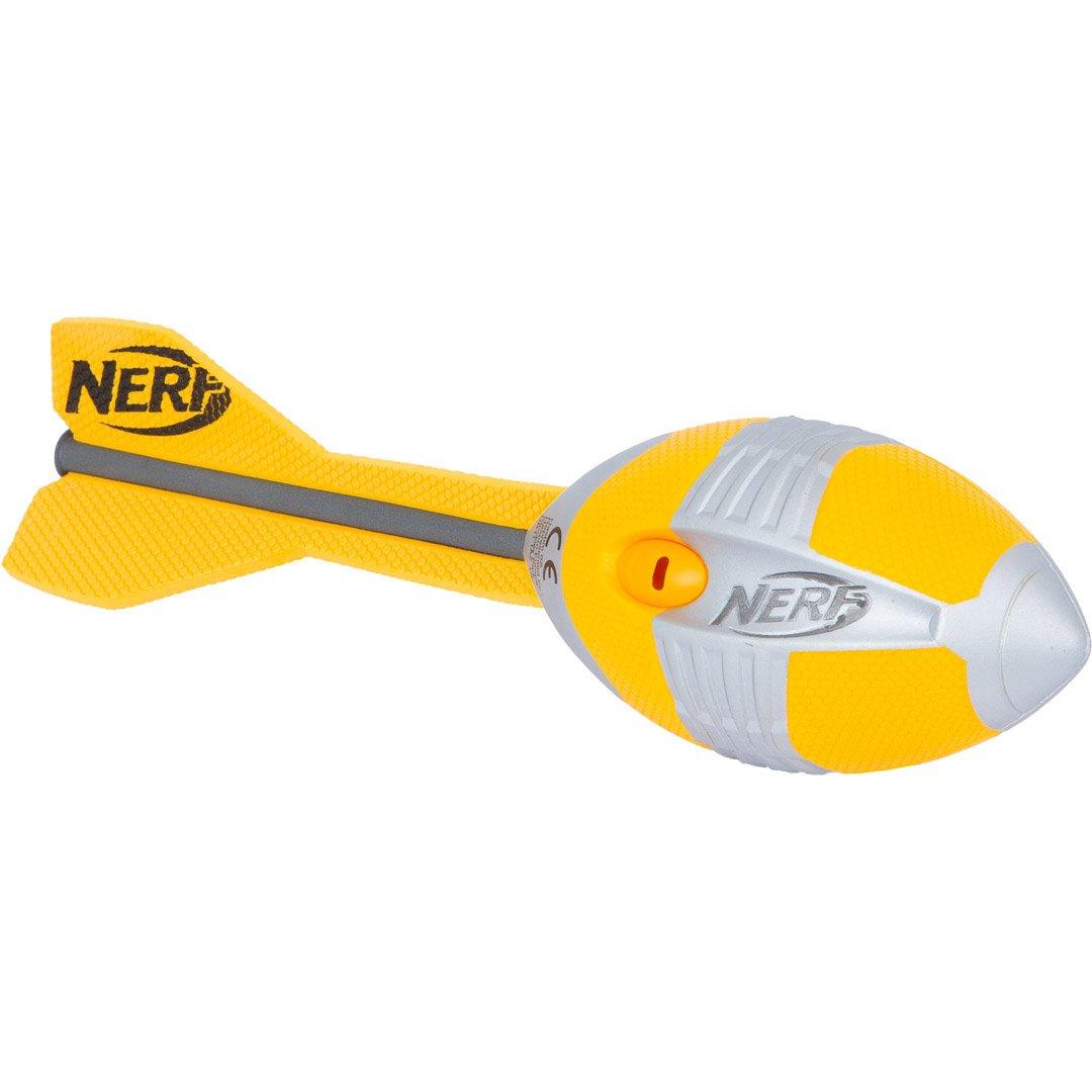 Hasbro Nerf N-Sports Vortex Aero Howler Football - Armas de Juguete (6 Año(s), Niño/Niña, Verde, Plata, Nerf Sports, 1 Pieza(s)): Amazon.es: Juguetes y ...