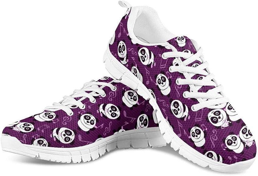 Hugs Idea - Zapatillas de Senderismo para Mujer, Informales, para Correr por la Carretera, Color Morado, Talla 35.5 EU: Amazon.es: Zapatos y complementos