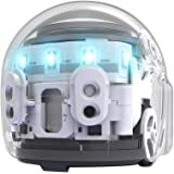 Ozobot Evo Starter Pack, the STEM Robot Toy with a Big Personality, Crystal White