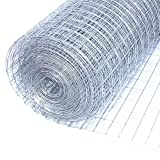 Cheap ALEKO WM24X25M1X2G16 Mesh Wire Roll Cloth 16 Gauge Steel 24 x 25 1″ x 2″ Mesh