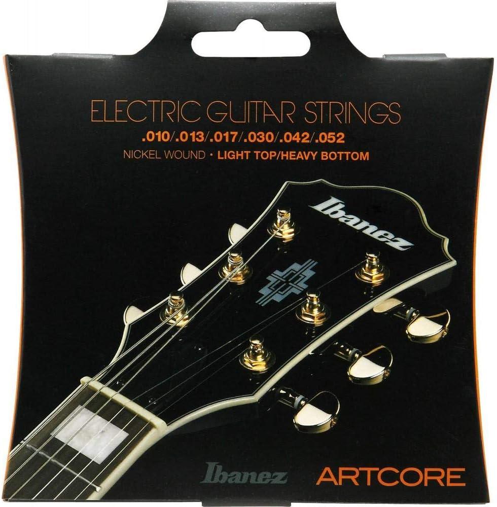 Ibanez IEGS62 - Juego cuerdas para guitarra eléctrica