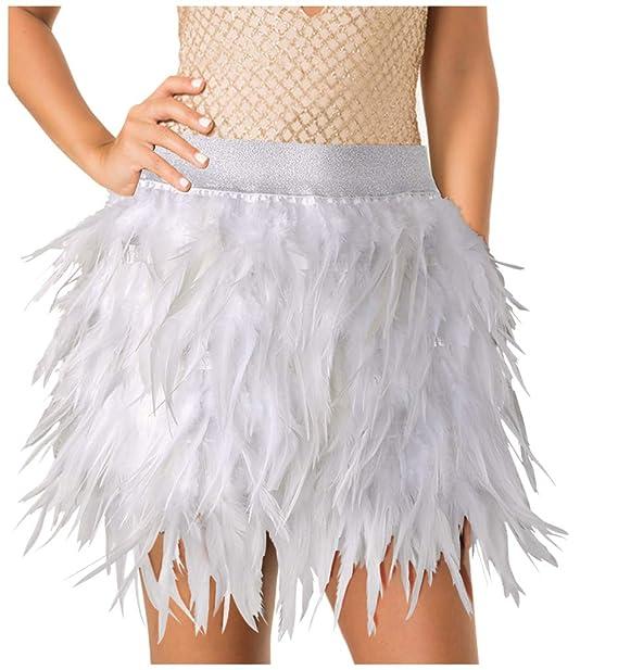 a3dd3ea55 Keland Falda Minifalda Negra con Falda de Talle Medio Real con ...